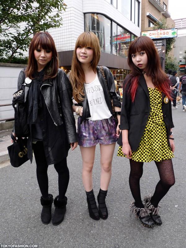 Tokyo Fashion Sparkleshock