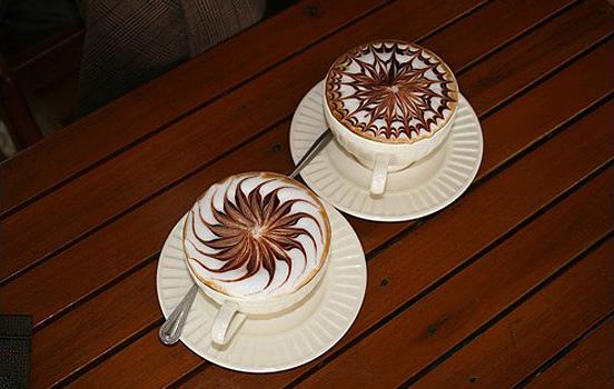 Coffee Designs Foam